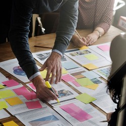 The planning process is more important than the plan itself.  Plan with Objectivity, Vision and Flexibility